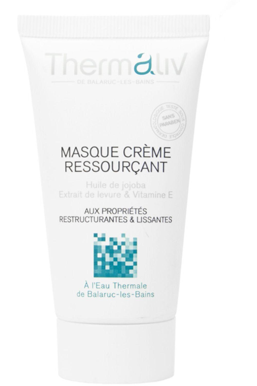 Blissim : Thermaliv - Masque Crème Ressourçant - Masque Crème Ressourçant