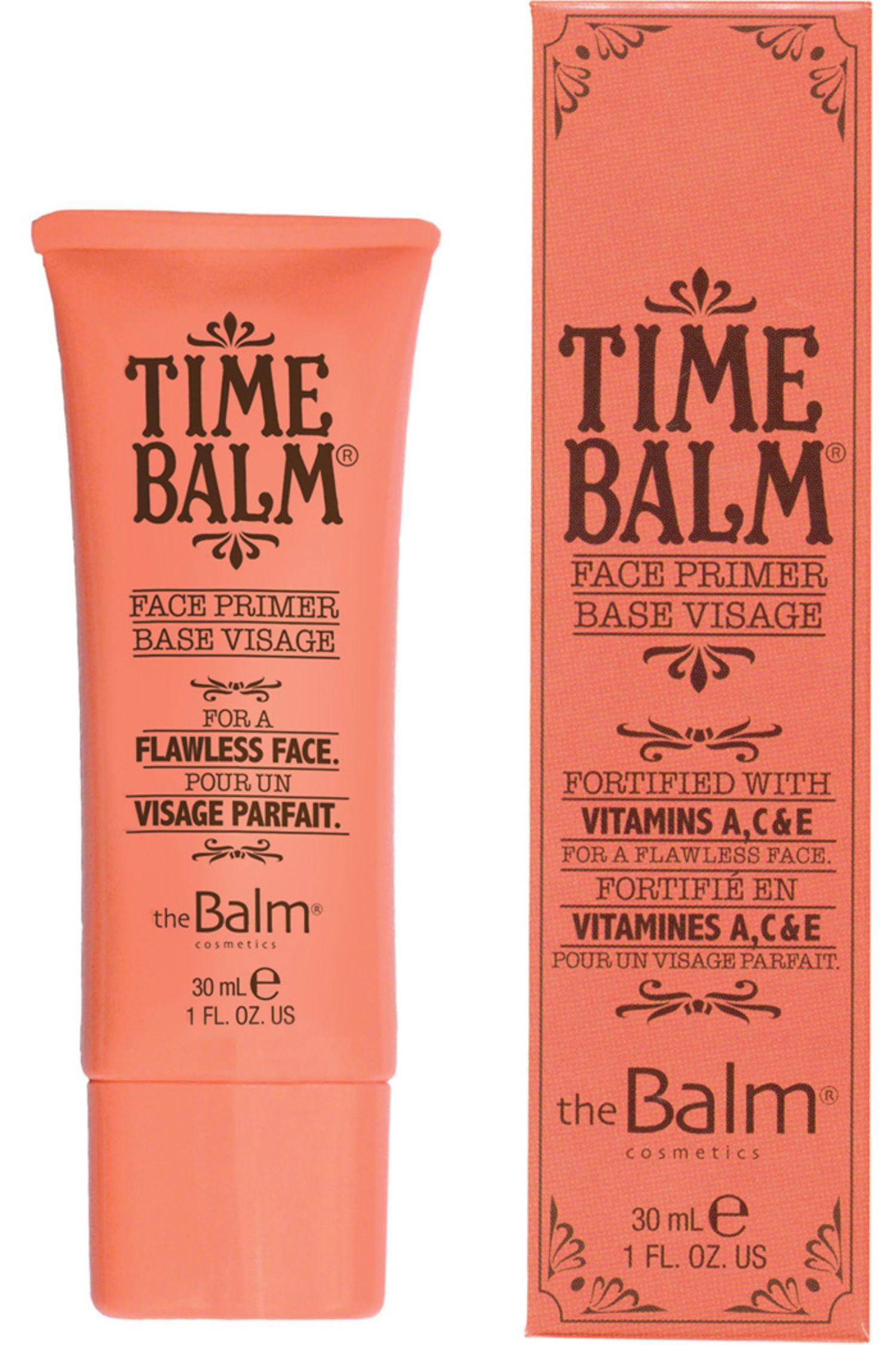 Blissim : theBalm® cosmetics - Base Visage - Base Visage
