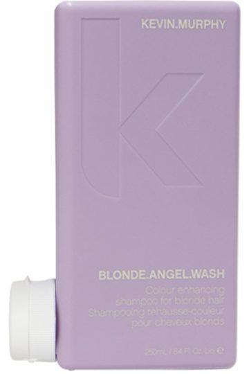 Shampoing réhausseur de couleur pour cheveux blonds BLONDE.ANGEL.WASH