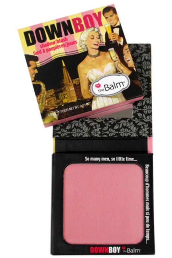Blissim : theBalm® cosmetics - Fard à Paupières/Joues downBOY - Fard à Paupières/Joues downBOY