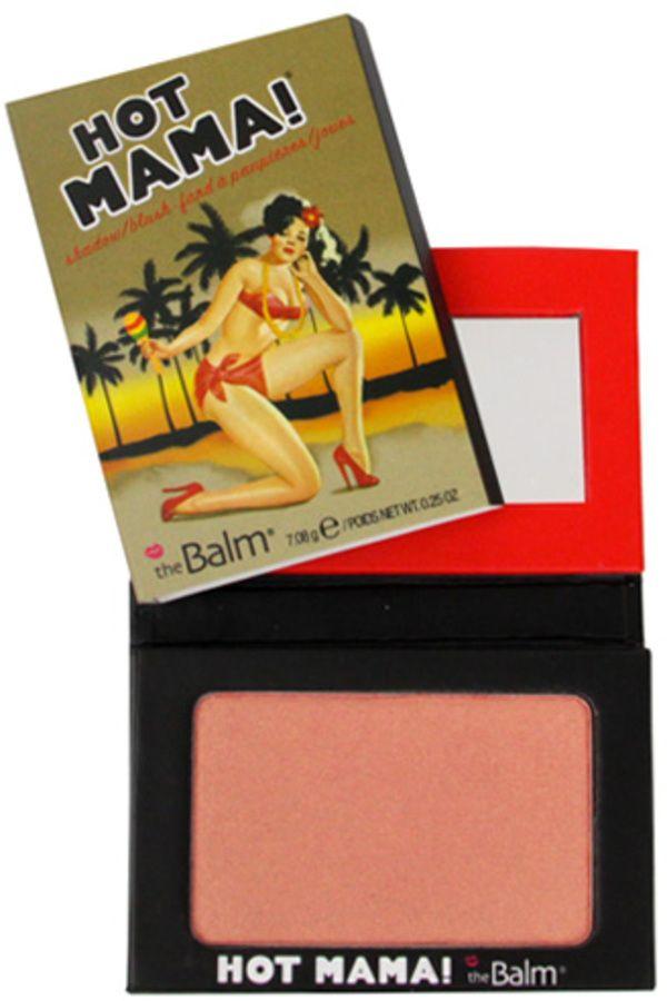 Blissim : theBalm® cosmetics - Fard à paupières/joues Hot Mama - Fard à paupières/joues Hot Mama