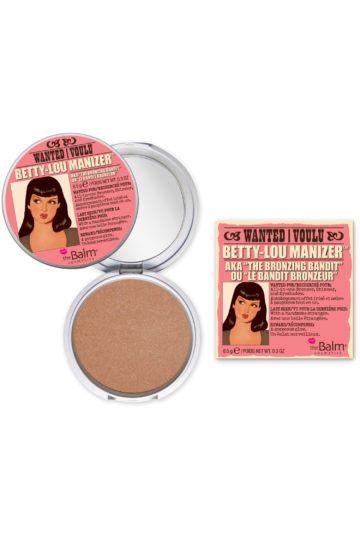 Poudre bonne mine Betty-Lou Manizer