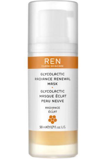 Masque peeling éclat peau neuve Radiance
