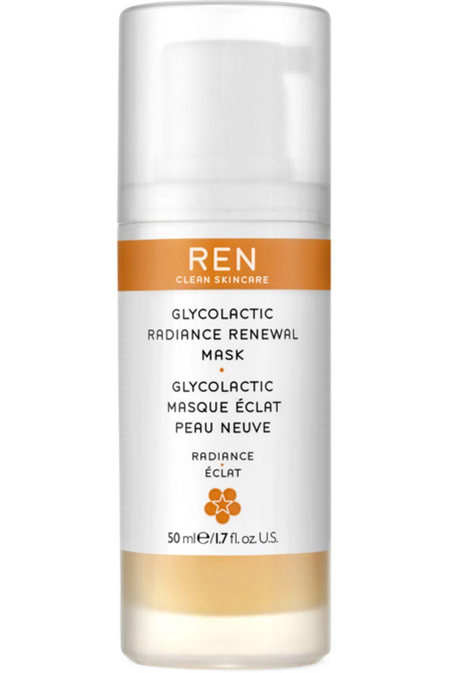 Blissim : REN - Masque peeling éclat peau neuve Radiance - Masque peeling éclat peau neuve Radiance