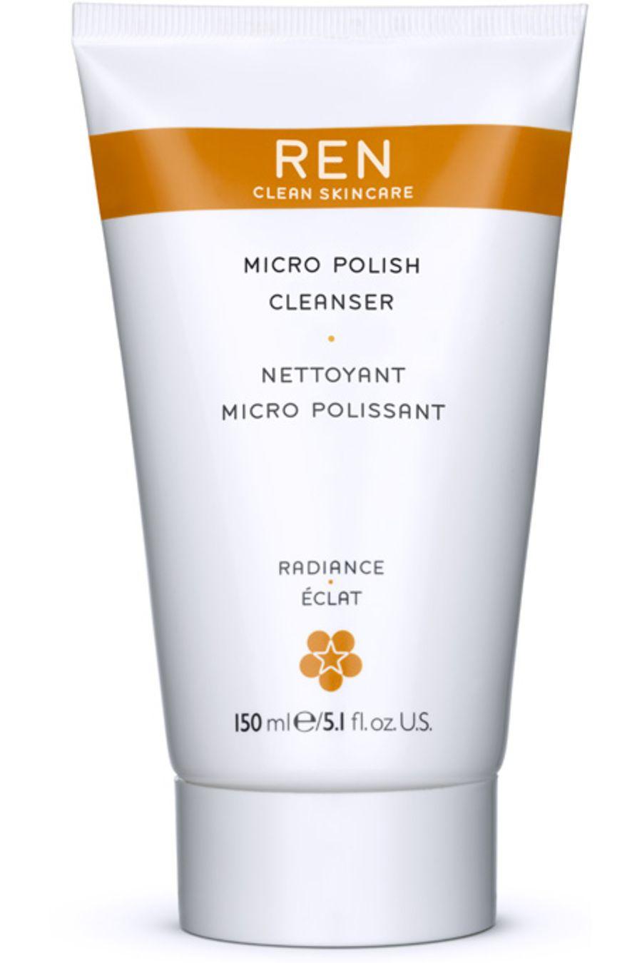 Blissim : REN - Nettoyant micro polissant Radiance - Nettoyant micro polissant Radiance