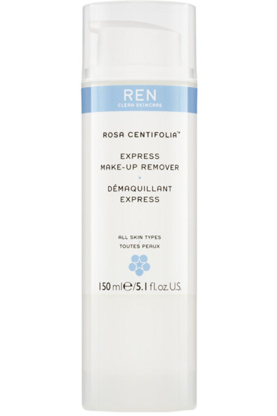 Blissim : REN - Démaquillant express Rosa Centifolia - Démaquillant express Rosa Centifolia