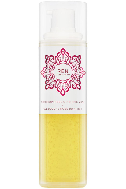 Blissim : REN - Gel Douche Rose du Maroc - Gel Douche Rose du Maroc