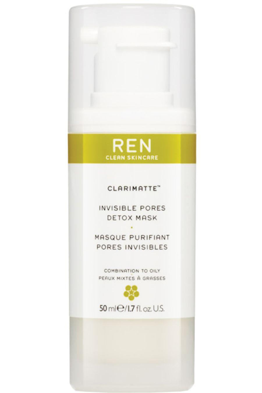 Blissim : REN - Masque purifiant anti-pore - Masque purifiant anti-pore