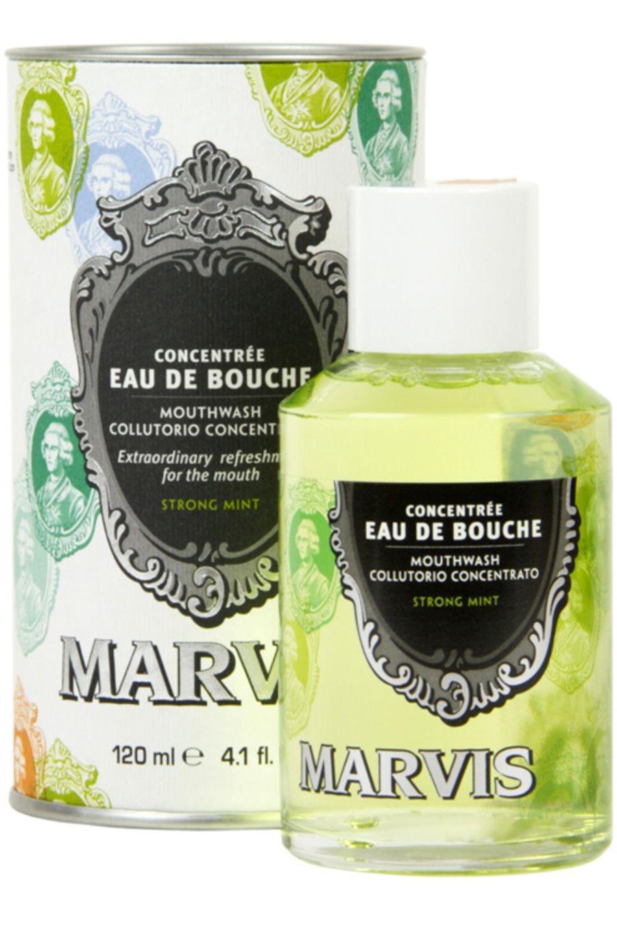Blissim : Marvis - Eau de Bouche Menthe Forte - Eau de Bouche Menthe Forte