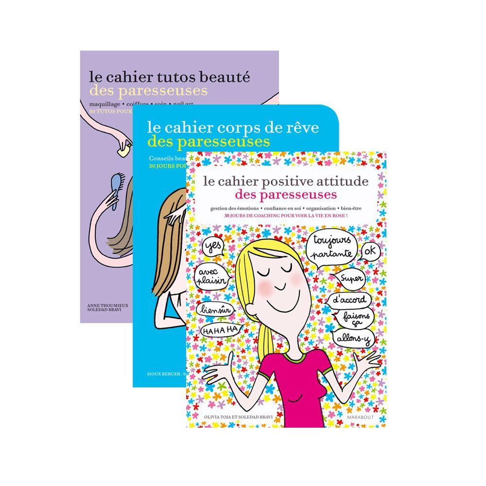Blissim : Les Paresseuses - Les cahiers des paresseuses - Les cahiers des paresseuses