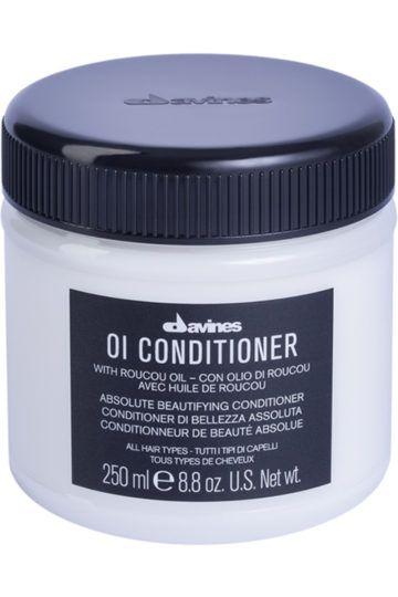 Après-shampoing brillance à l'huile de Roucou OI
