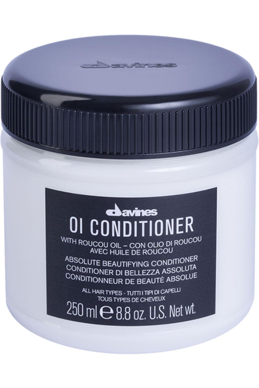 Blissim : Davines - Après-shampoing brillance à l'huile de Roucou OI - Après-shampoing brillance à l'huile de Roucou OI