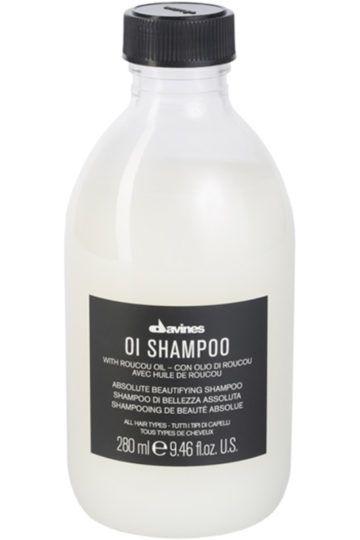 Shampoing brillance à l'huile de Roucou OI