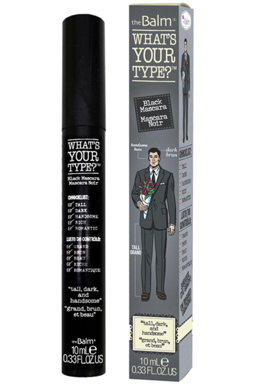 Blissim : theBalm® cosmetics - Mascara Tall Dark and Handsome - Mascara Tall Dark and Handsome