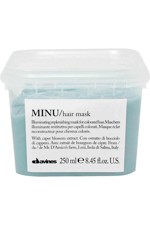 Blissim : Davines - Masque pour cheveux colorés Minu - Masque pour cheveux colorés Minu