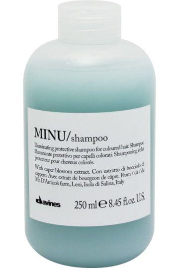 Shampooing pour cheveux colorés Minu