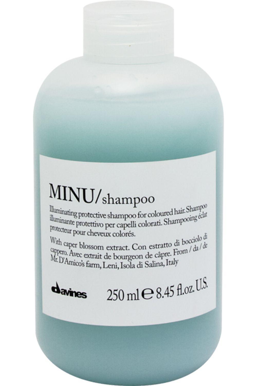 Blissim : Davines - Shampooing pour cheveux colorés Minu - Shampooing pour cheveux colorés Minu