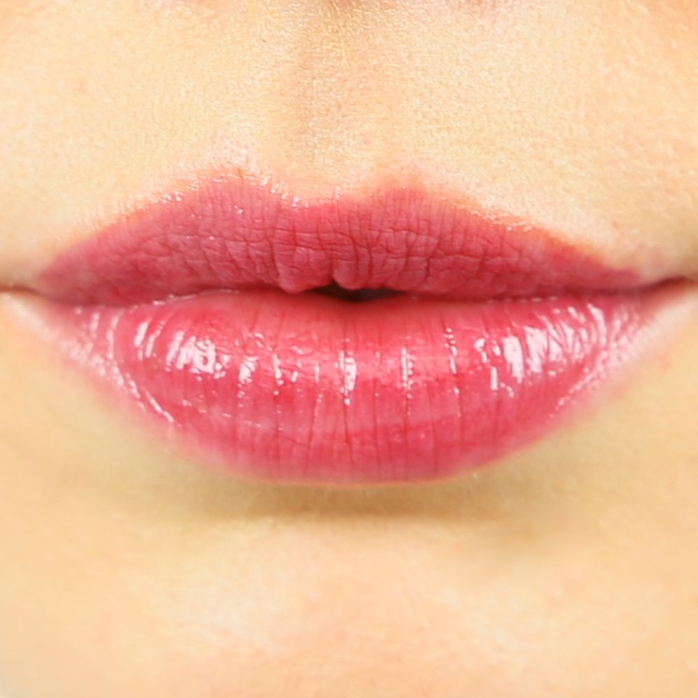 Blissim : ModelCo - Gloss lèvres - Lip Lacquer Fire Red