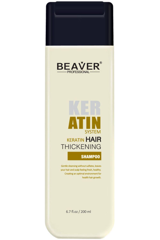 Blissim : Beaver Professional - Shampoing Keratin Hair Thickening - Shampoing Keratin Hair Thickening