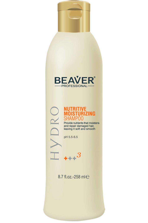 Blissim : Beaver Professional - Shampoing Hydro Nutritive Moisturizing - Shampoing Hydro Nutritive Moisturizing