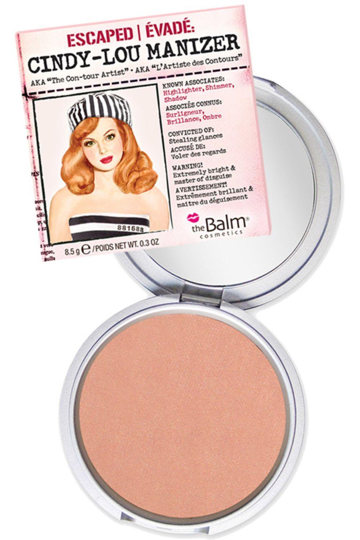 Blissim : theBalm® cosmetics - Enlumineur Cindy Lou Manizer - Enlumineur Cindy Lou Manizer