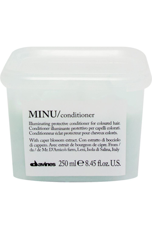 Blissim : Davines - Après-shampoing éclat et protection pour cheveux colorés Minu - Après-shampoing éclat et protection pour cheveux colorés Minu
