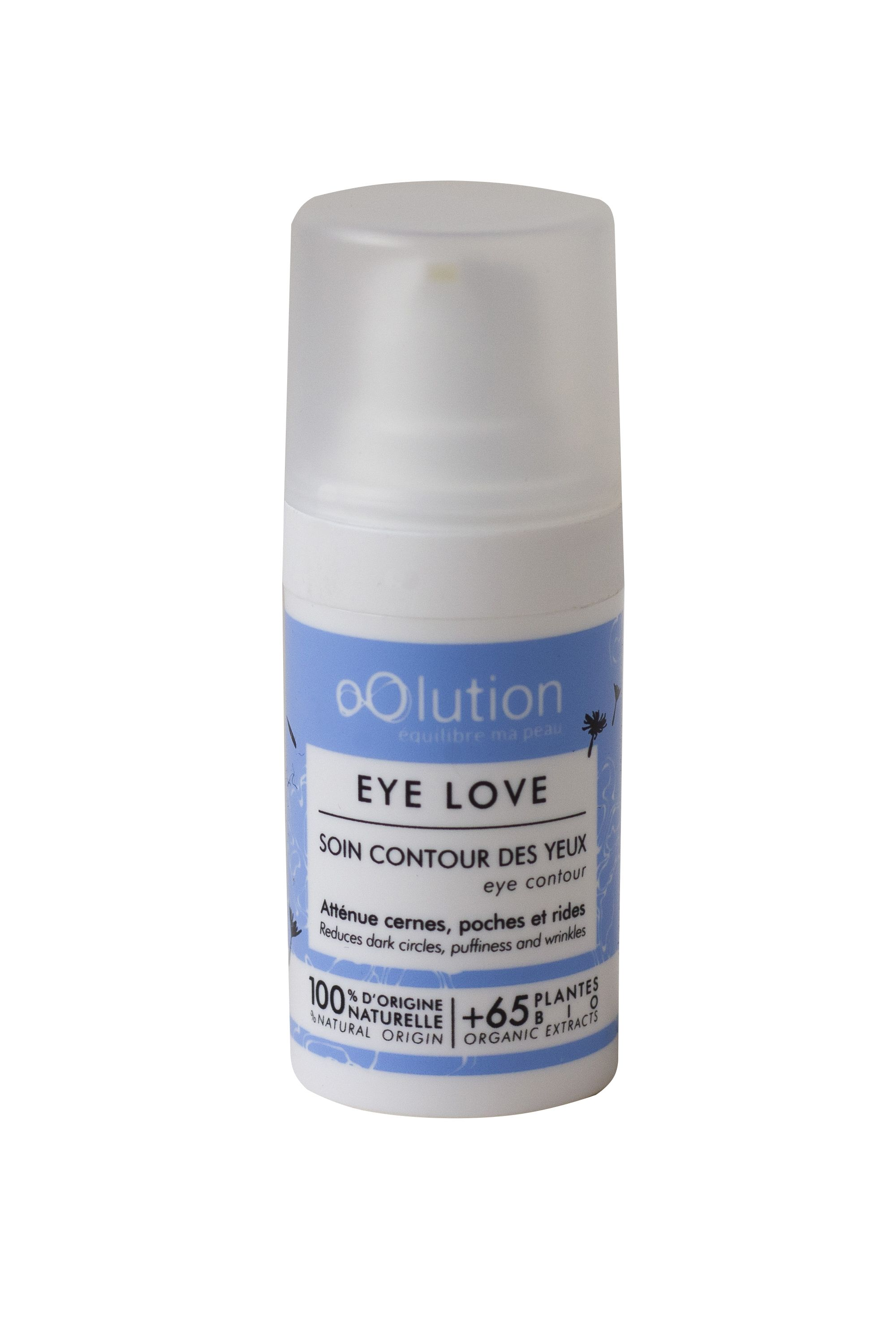Blissim : Oolution - Contour des yeux multi-actions Eye Love - Contour des yeux multi-actions Eye Love
