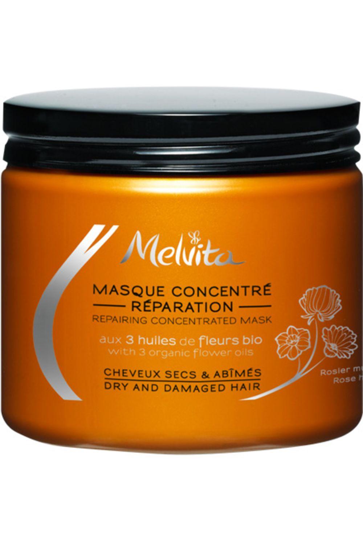 Blissim : Melvita - Masque cheveux concentré réparation - Masque cheveux concentré réparation