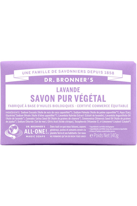 Blissim : Dr Bronner's - Pain de Savon - Lavande