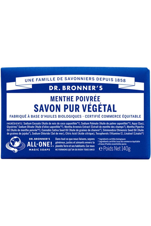 Blissim : Dr Bronner's - Pain de Savon - Menthe Poivrée