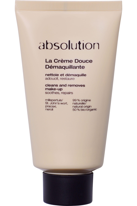 Blissim : Absolution - La Crème Douce Démaquillante - La Crème Douce Démaquillante
