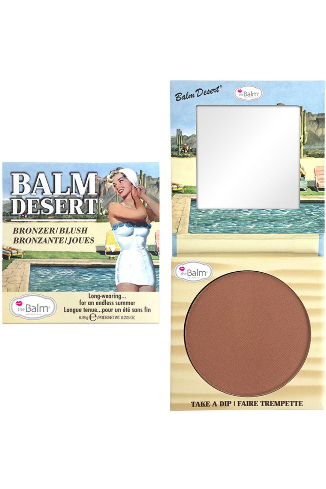 Blissim : theBalm® cosmetics - Balm Desert Bronzer - Balm Desert Bronzer