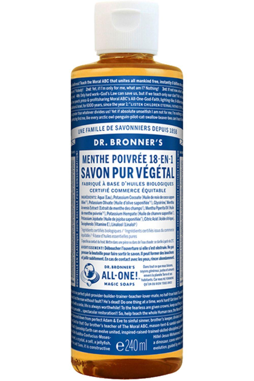 Blissim : Dr Bronner's - Savon Liquide - Savon Liquide Menthe