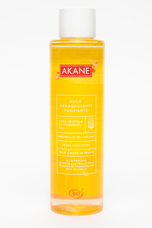 Blissim : Akane - Huile Purifiante Démaquillante - 150 ml