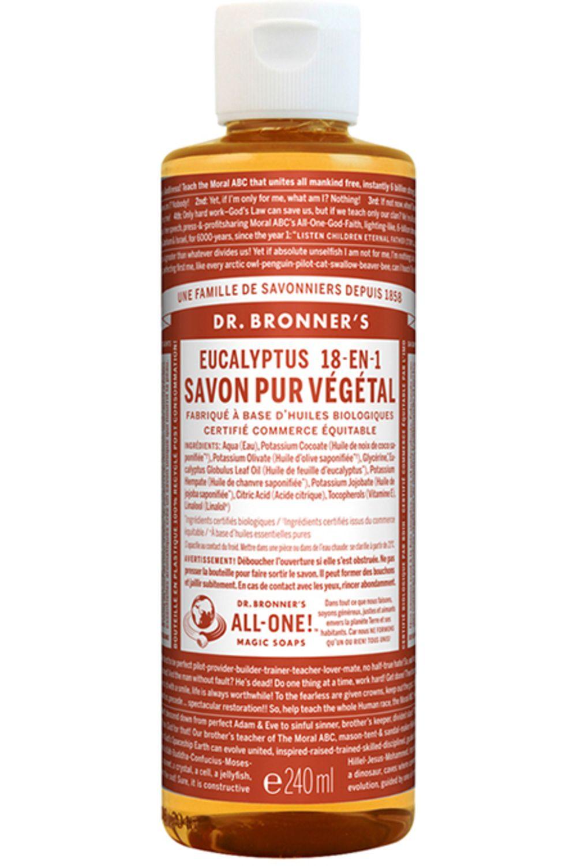 Blissim : Dr Bronner's - Savon Liquide - Savon Liquide Eucalyptus