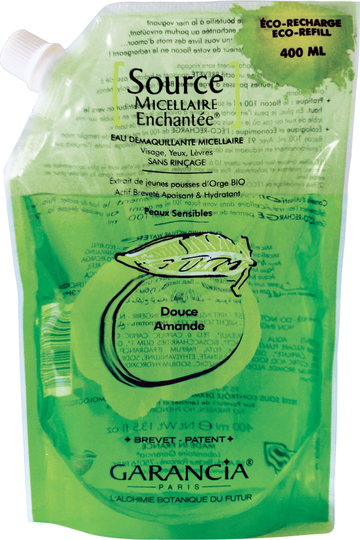 Blissim : Garancia - Eau source micellaire Enchantée® - Recharge Source Micellaire Amande