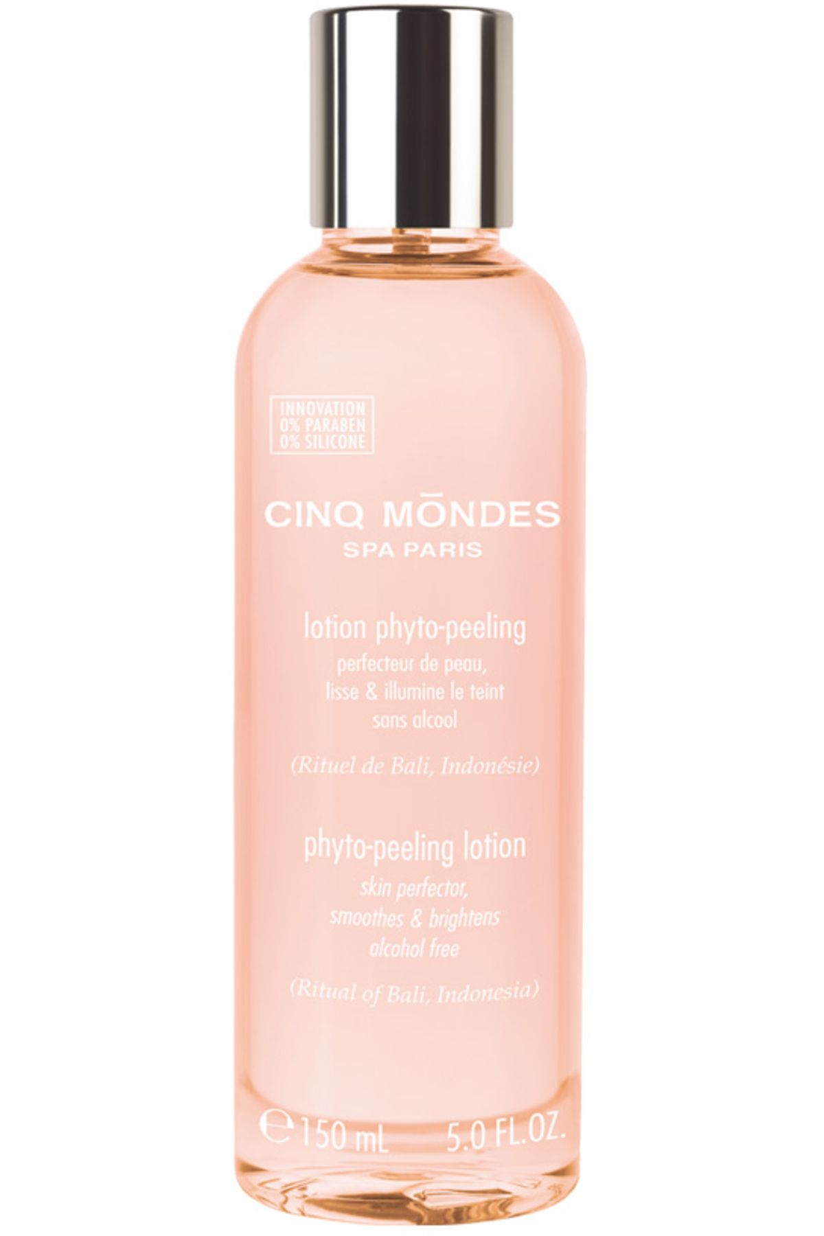 Blissim : Cinq Mondes - Lotion Phytopeeling - Lotion Phytopeeling