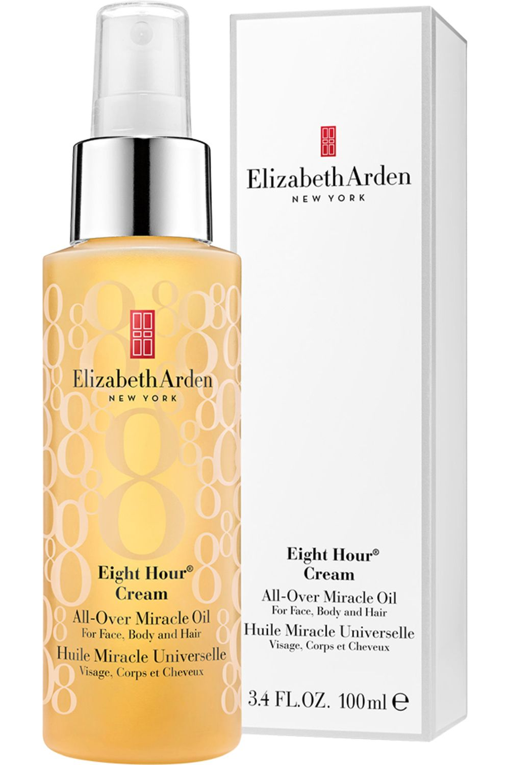 Blissim : Elizabeth Arden - Huile Miracle Universelle Eight Hour® Cream - Huile Miracle Universelle Eight Hour® Cream