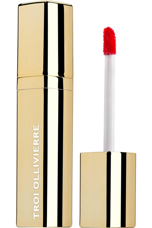 Blissim : Troi Ollivierre Beauty - Encres à lèvres Stain & Glow - Stain & Glow Lip Stain Oscar
