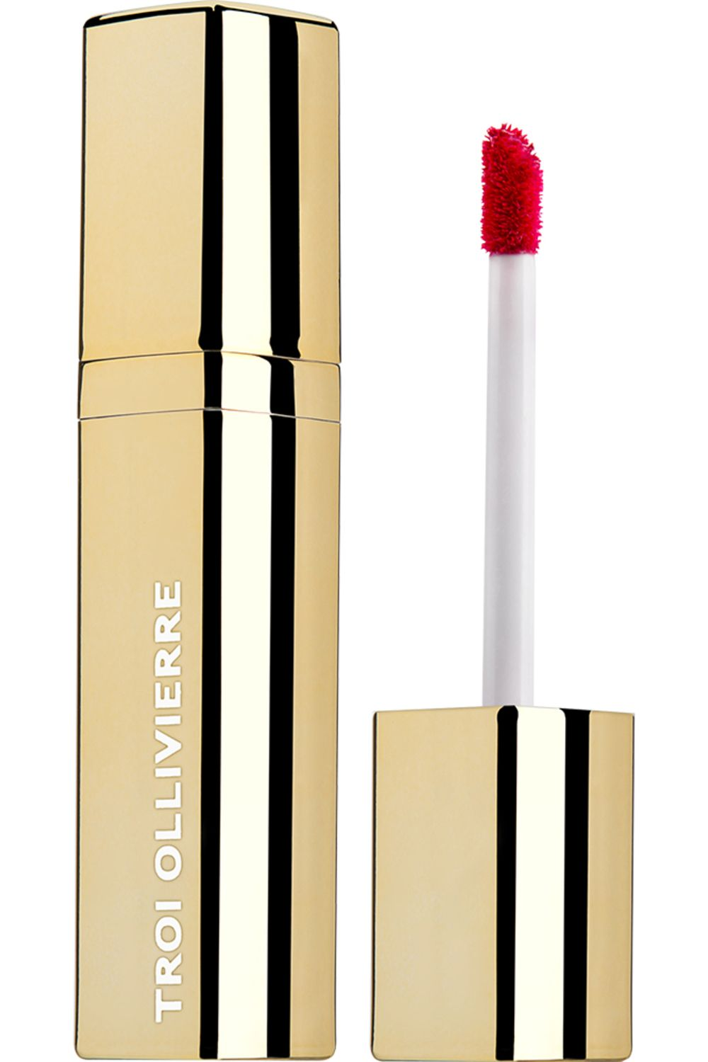 Blissim : Troi Ollivierre Beauty - Encres à lèvres Stain & Glow - Stain & Glow Lip Stain Tim