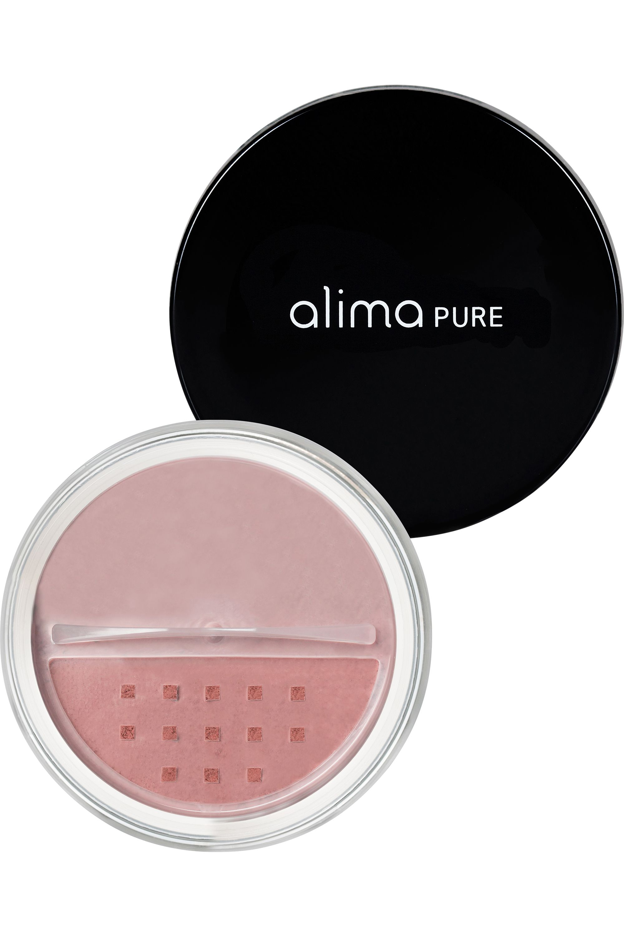 Blissim : Alima Pure - Blush minéral mat - Satin Matte Blush ANTIQUE ROSE