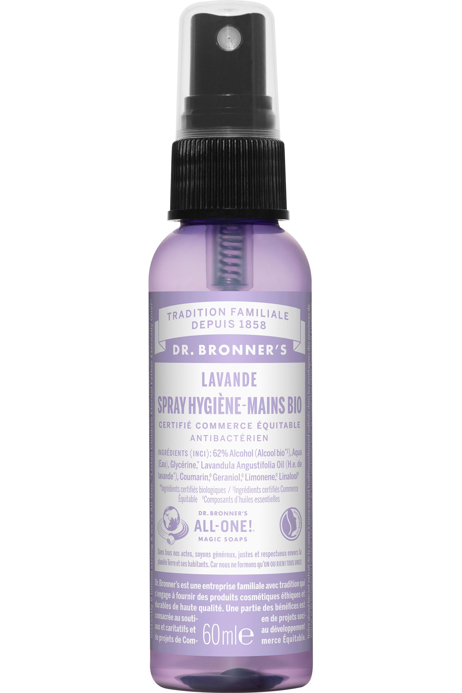Blissim : Dr Bronner's - Spray désinfectant antibactérien pour les mains - Spray désinfectant antibactérien pour les mains