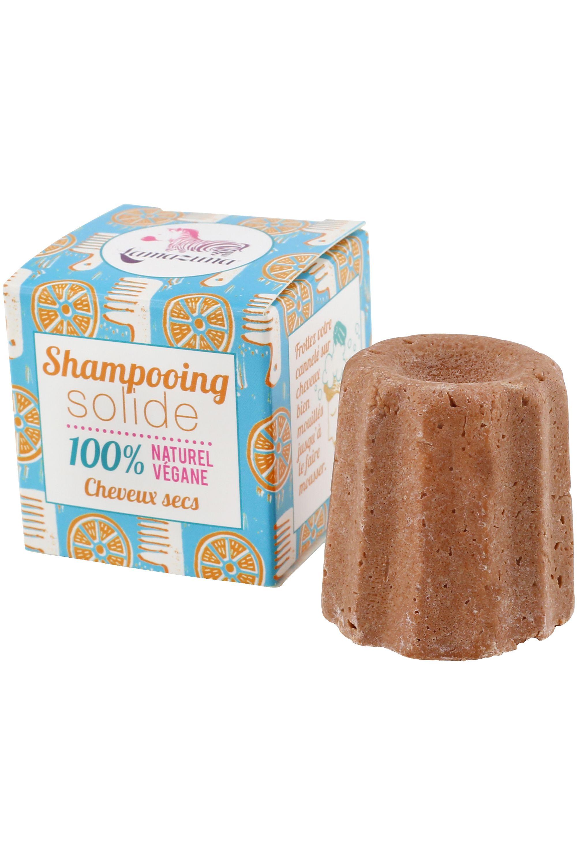 Blissim : Lamazuna - Shampooing solide cheveux secs - Shampooing solide cheveux secs