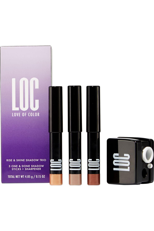 Blissim : LOC (Love of Color) - Trio d'ombres à paupières - Trio d'ombres à paupières