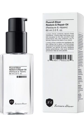 Huile cheveux Fluoro5 Elixer Restore & Repair Oil