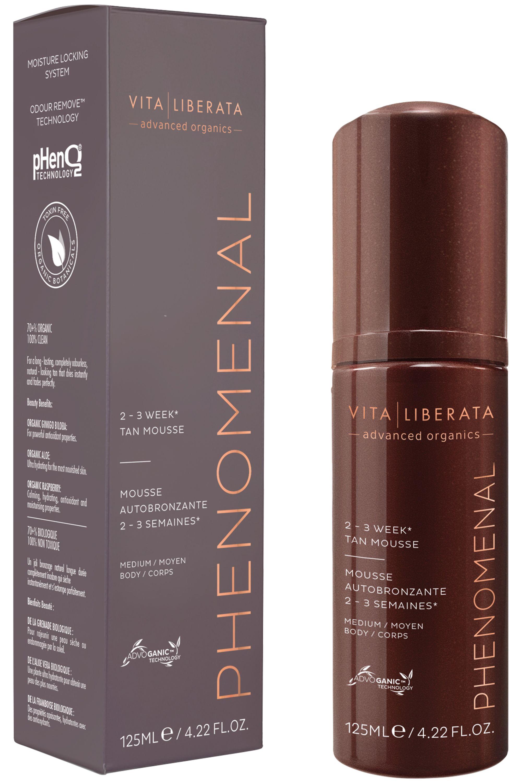 Blissim : Vita Liberata - Mousse pHenomenal Autobronzante Medium - Mousse pHenomenal Autobronzante Medium