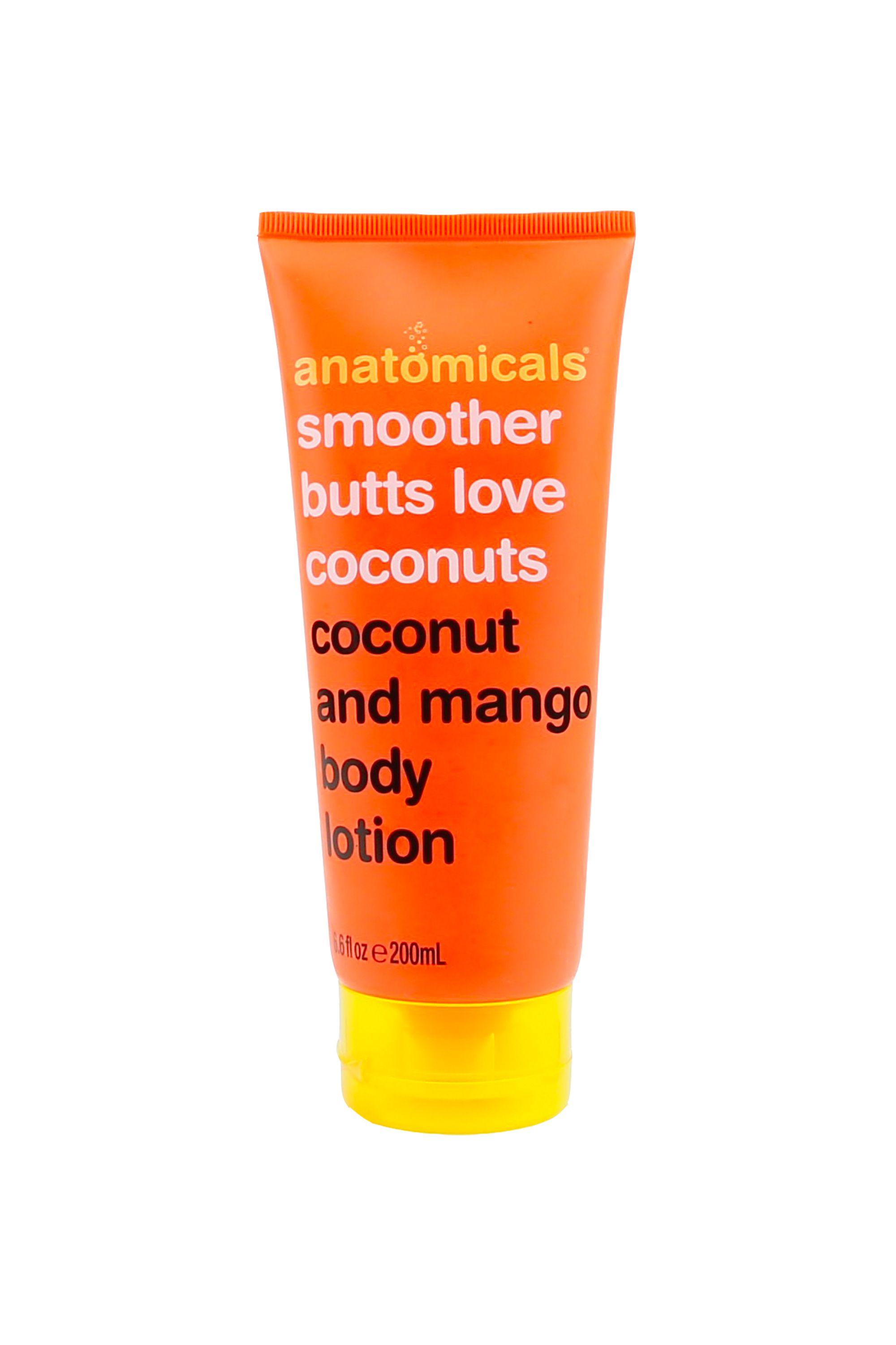 Blissim : Anatomicals - Lotion corps coco & mangue - Lotion corps coco & mangue