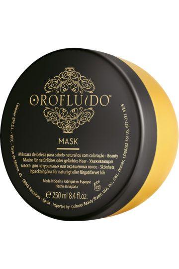 Masque cheveux brillance et hydratation