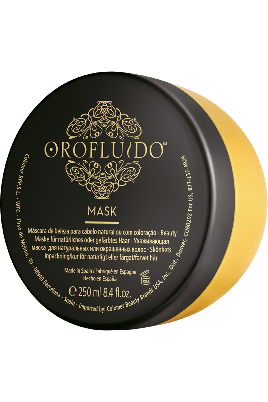 Blissim : Orofluido - Masque cheveux brillance et hydratation - Masque cheveux brillance et hydratation