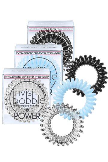 Elastiques cheveux invisible Power